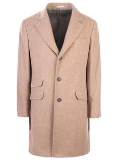 Классическое пальто Brunello Cucinelli