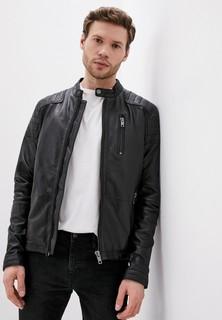 Куртка кожаная Urban Fashion for Men