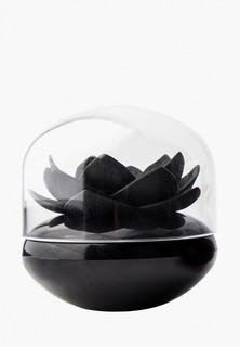 Контейнер для ватных палочек Qualy Lotus