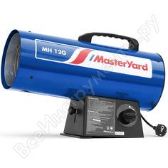Газовая тепловая пушка masteryard mh 12g