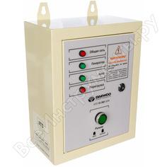 Блок автоматического управления генератором daewoo ats15-380gda