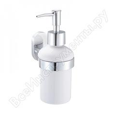 Дозатор для жидкого мыла iddis mirro plus керамика латунь id mrpsbc0i46