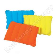 Надувная подушка bestway travel pillow 44x28 см 67485 bw