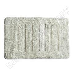 Коврик для ванной комнаты milardo 50*80 см, микрофибра, mi, beige lines, mmi183m