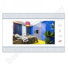 Цветной монитор видеодомофона без трубки j2000 df-варвара pal 7 белый cc000007182