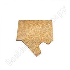 Набор ковриков для ванной комнаты iddis 50х80 + 50х50 см микрофибра b15m580i12