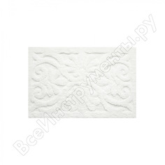 Коврик для ванной комнаты iddis 50х80 см микрофибра b06m580i12