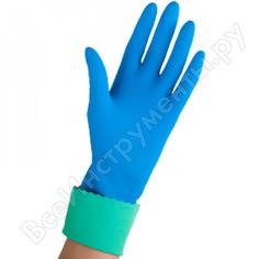 Перчатки для чувствительной кожи рук vileda комфорт размер m 146263