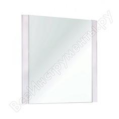 Зеркало dreja eco uni 85, белое 99.9006