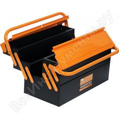Инструментальный металлический ящик автоdело 400 мм 44214 14018