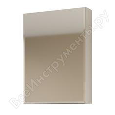 Зеркало-шкаф marka one 60, 1 дверь, белый у37178