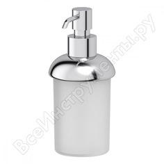 Настольный дозатор жидкого мыла fbs пластик; хром uni 008