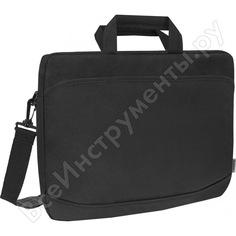 Сумка для ноутбука defender monte 17 черный, органайзер 26065