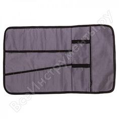 Органайзер для инструмента skyway 13 предметов с карманом, серый s10101006