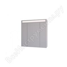 Зеркальный шкаф dreja eco uni 80 см 99.9003