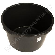 Строительный круглый контейнер 65 литров biber 65122 040687
