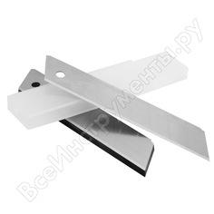Лезвия сегментированные (25 мм; 10 шт) для ножей vira 831503