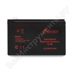 Батарея аккумуляторная ca12140/ups для ибп powerman 1163191