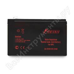 Батарея аккумуляторная ca12120/ups для ибп powerman 1157248