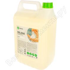 Жидкое мыло grass milana 5 кг 125362