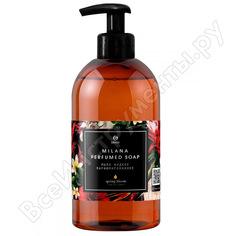 Парфюмированное жидкое мыло grass milana spring bloom 125448
