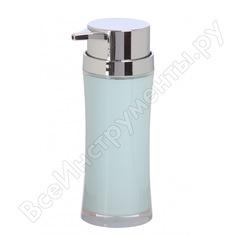 Дозатор для жидкого мыла vanstore acrilica голубой 316-03