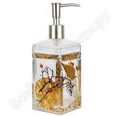 Дозатор для жидкого мыла vanstore aurum 384-03