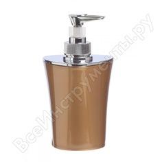 Дозатор для жидкого мыла vanstore wiki bronze 360-03