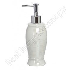 Дозатор для жидкого мыла vanstore pearl 405-03