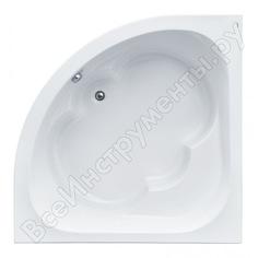 Ванна santek канны 150х150 симметричная, акриловая 1.wh11.1.983, 00000061495