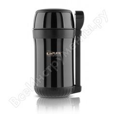 Термос для еды (1,5 л. черный) laplaya food container 560111