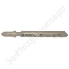 Пилка для лобзикапо металлу (55 мм;1.2 мм; hss; 2 шт.)kraftool 159551-1,2
