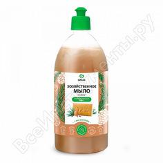 Жидкое хозяйственное мыло grass с маслом кедра 125549