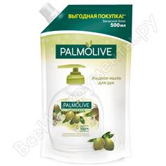 Жидкое мыло palmolive оливковое молочко 500 мл, сменный блок 24433