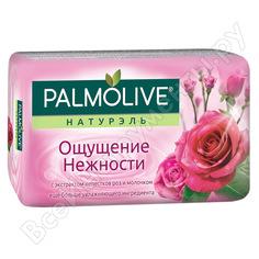 Мыло palmolive ощущение нежности молоко и роза 90 г 18059