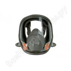Панорамная маска 6700 3м р.s, без фильтров 7100015974
