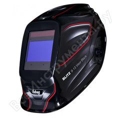 Маска сварщика хамелеон fubag blitz 9-13 visor black 38500 с регулирующимся фильтром
