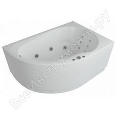 Акриловая ванна aquatek вирго 00000000507