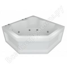 Угловая ванна aquatek лира, гидромасс. 00000001080