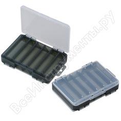 Рыболовная двухсторонняя коробка meiho reversible d-86 140x104x32 мм reversible-d86