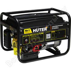 Бензиновый генератор huter dy4000lx - электростартер