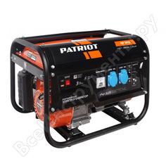 Бензиновый генератор patriot gp 3510 474101535