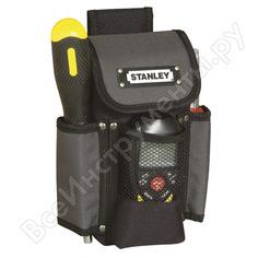 Поясная сумка stanley черно-серая 1-93-329