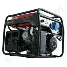 Бензиновый генератор honda eg 5500 cxsrgh