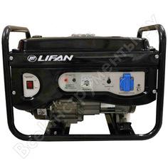Бензиновый генератор lifan 2gf-4