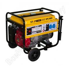 Бензиновый генератор stem techno ген011