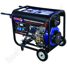 Дизельный генератор спец sd-6500е