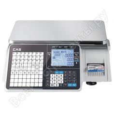 Весы cas cl-3000j-06b j10l10602gun0101