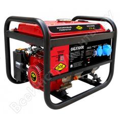 Бензиновый генератор dde gg3300e