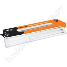 Люминесцентный светильник tdm лпб3017 sq0305-0077